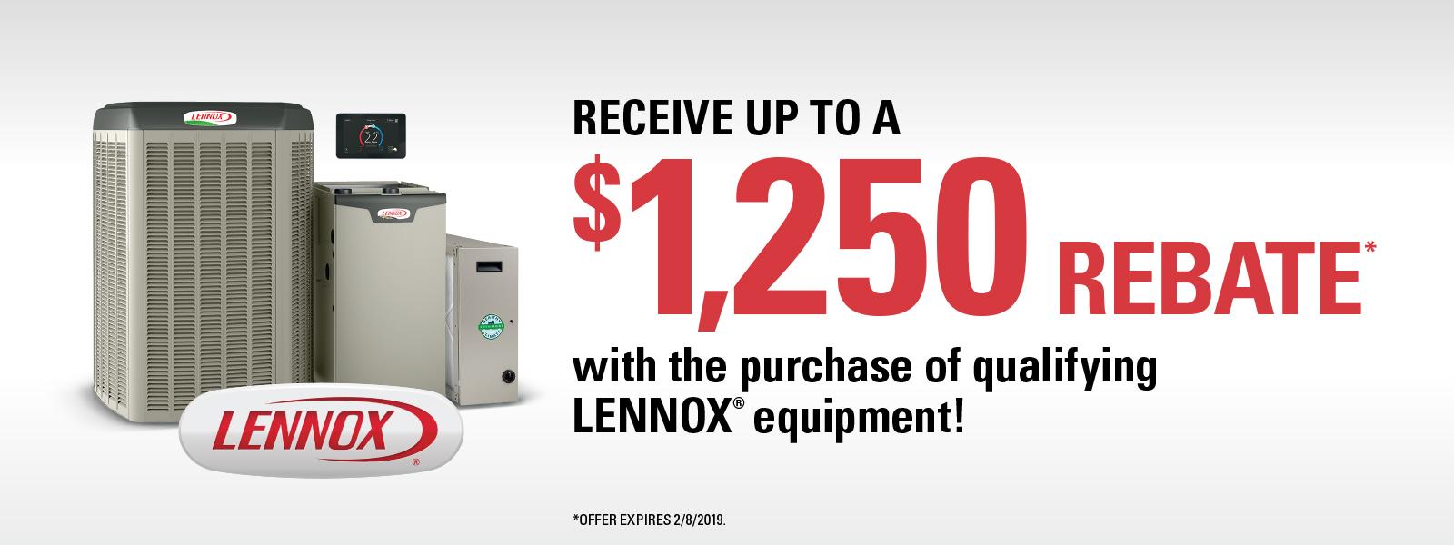 Lennox Promotion