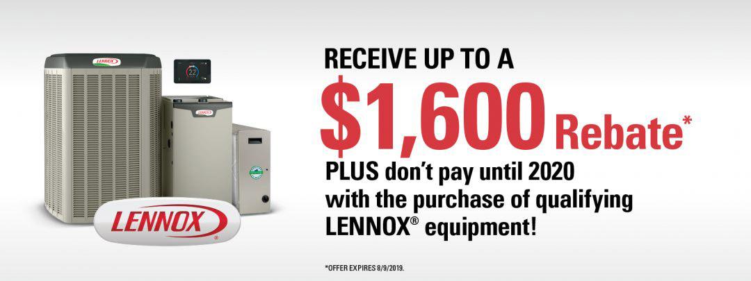 my fireplace Lennox Promotion